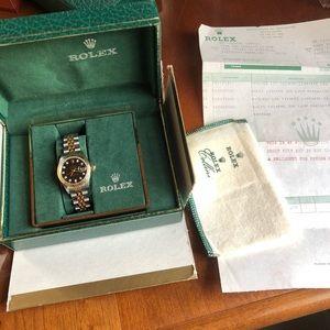 Women's Rolex Watch